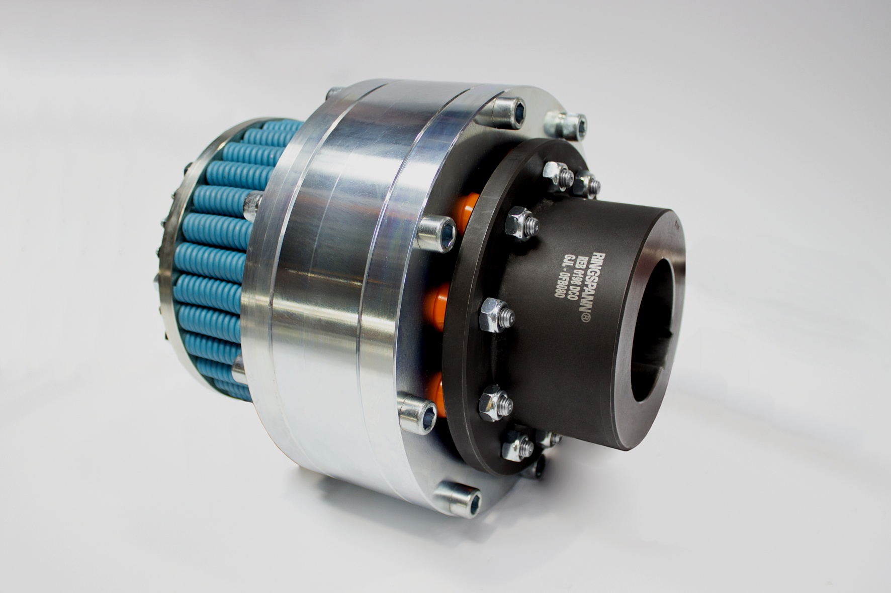 Ready-to-install Smart Solution consisting of shaft coupling and overload protection